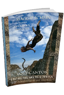 Maggie Schein author of the Lost Cantos of the Ouroboros Caves